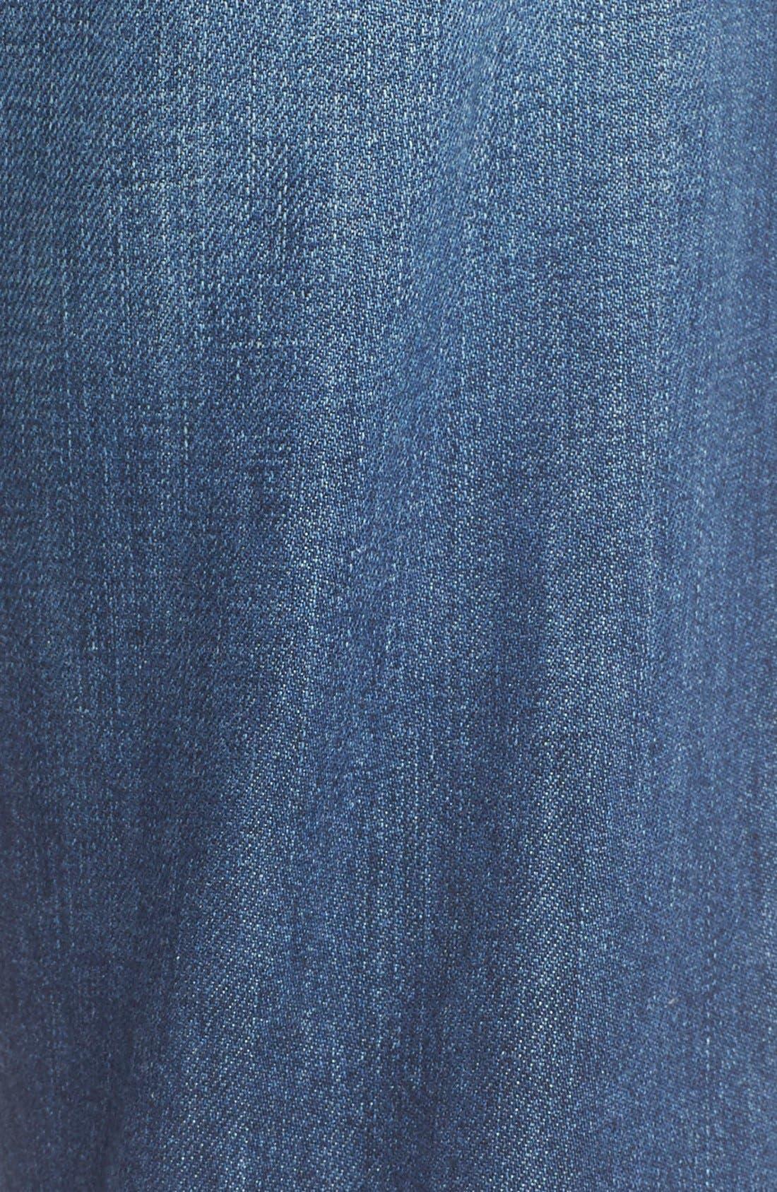 Alternate Image 4  - AG 'Protégé' Straight Leg Jeans (Tate)