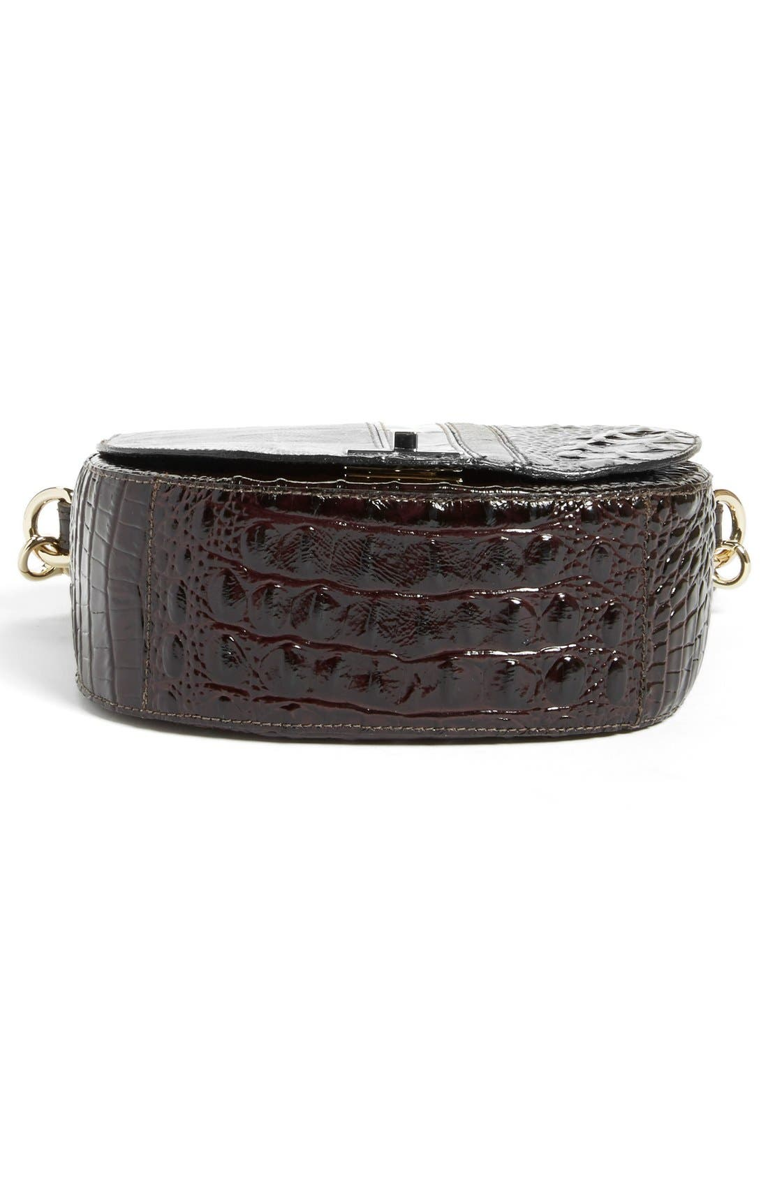 Alternate Image 6  - Brahmin 'Tillie' Embossed Leather Crossbody Bag (Nordstrom Exclusive)