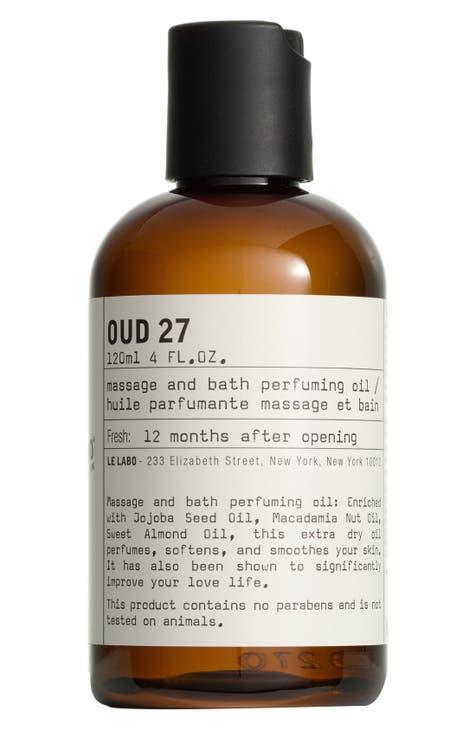 르 라보 '오우드 27' 바디 오일 (120ml) Le Labo Oud 27 Body Oil