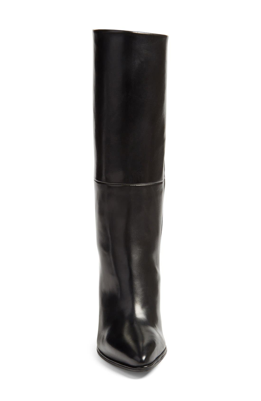 Alternate Image 3  - Stuart Weitzman 'Straighten' Pointy Toe Boot (Women)