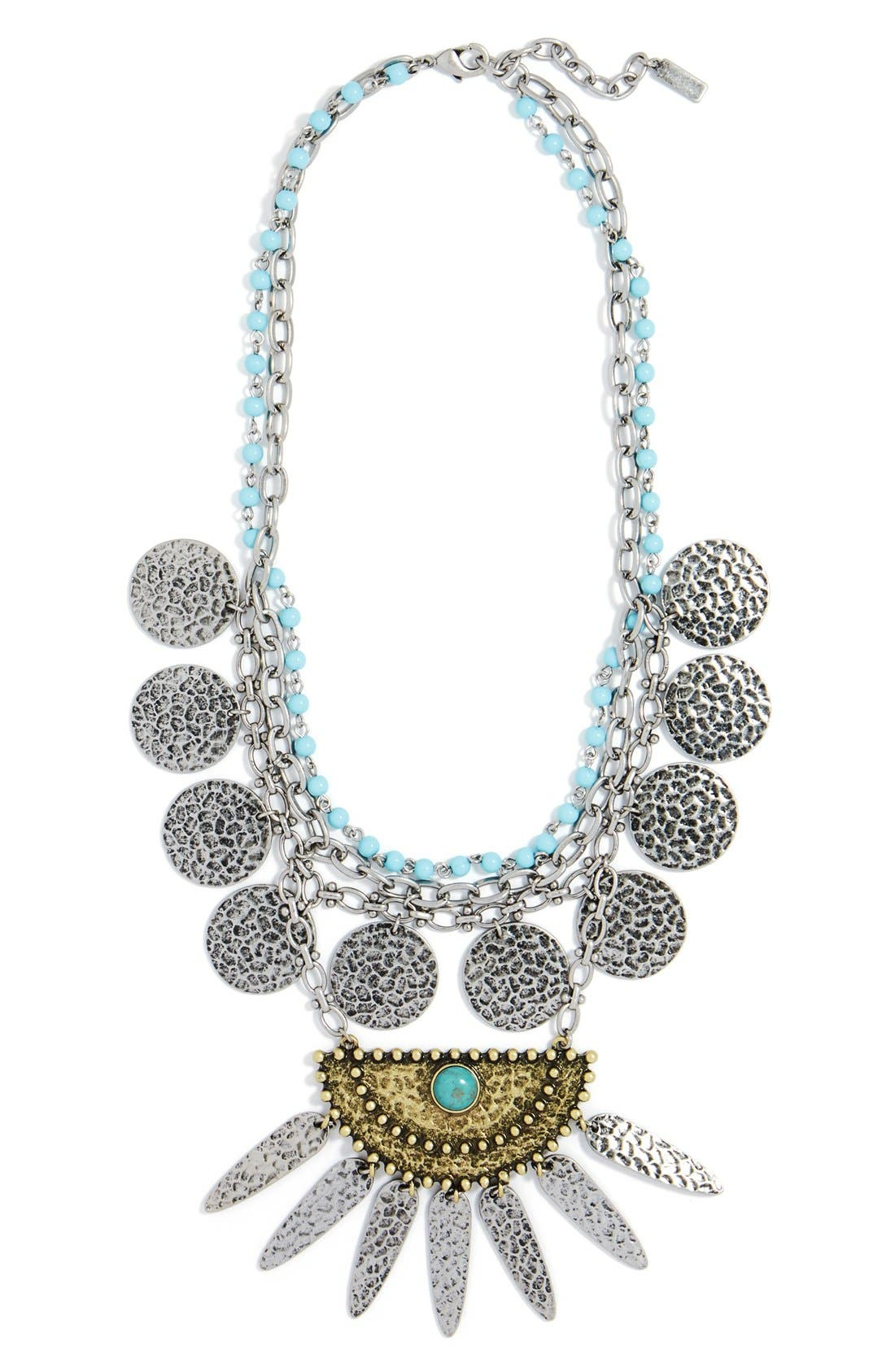 Alternate Image 1 Selected - BaubleBar 'Galapagos' Statement Necklace