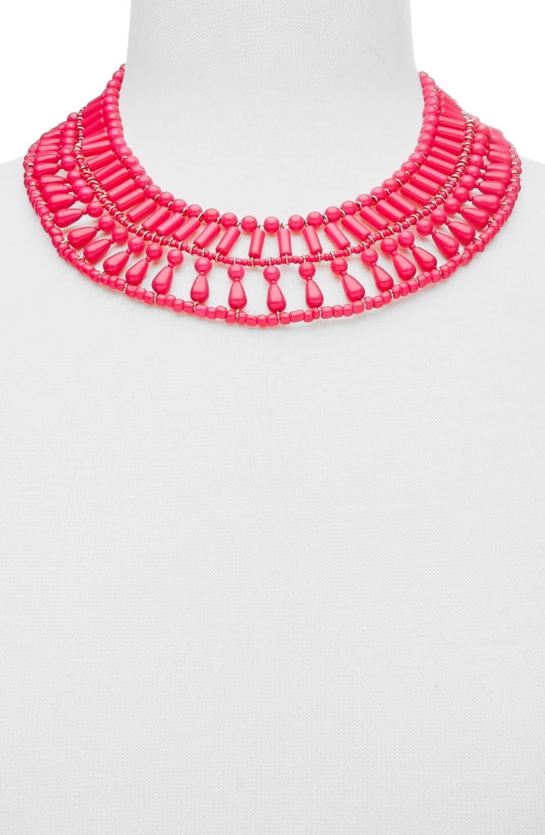 Alternate Image 2  - BaubleBar 'Riviera' Collar Necklace