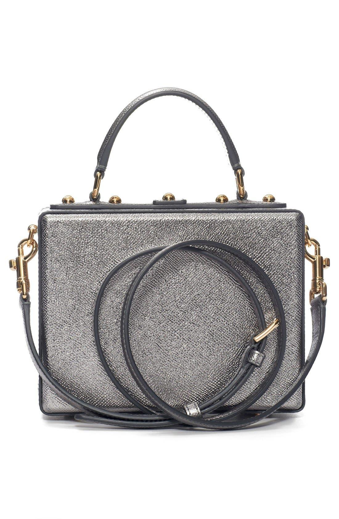 Alternate Image 2  - Dolce&Gabbana 'Patch Family' Box Bag