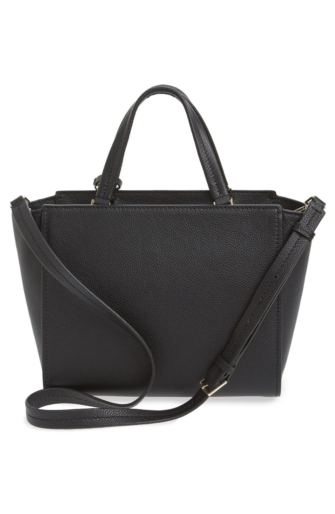 Alternate Image 3  - kate spade new york 'orchard street - dillon' tassel leather satchel