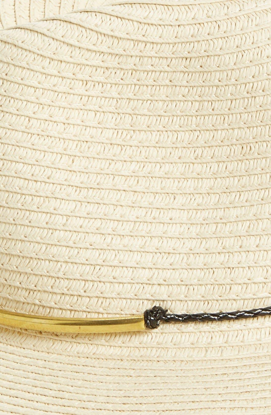 Alternate Image 2  - Phase 3 Metal Trim Panama Hat