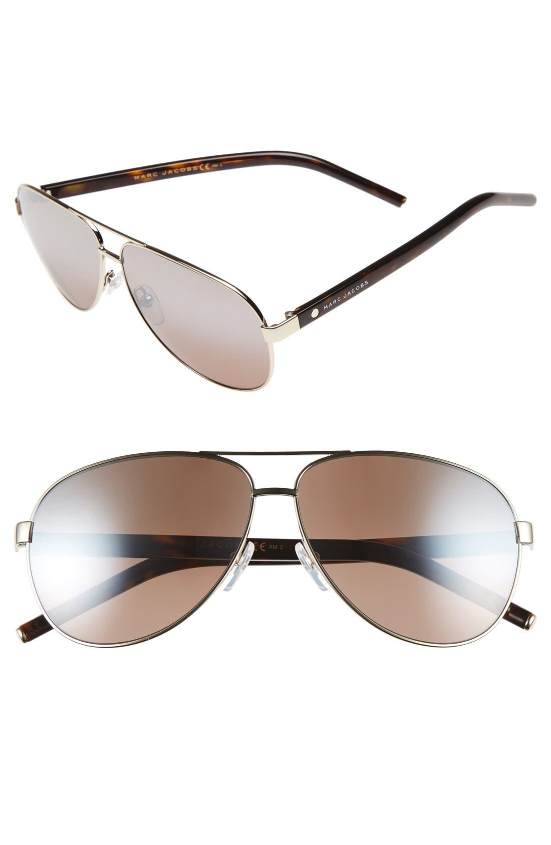 MARC JACOBS 60mm Sunglasses