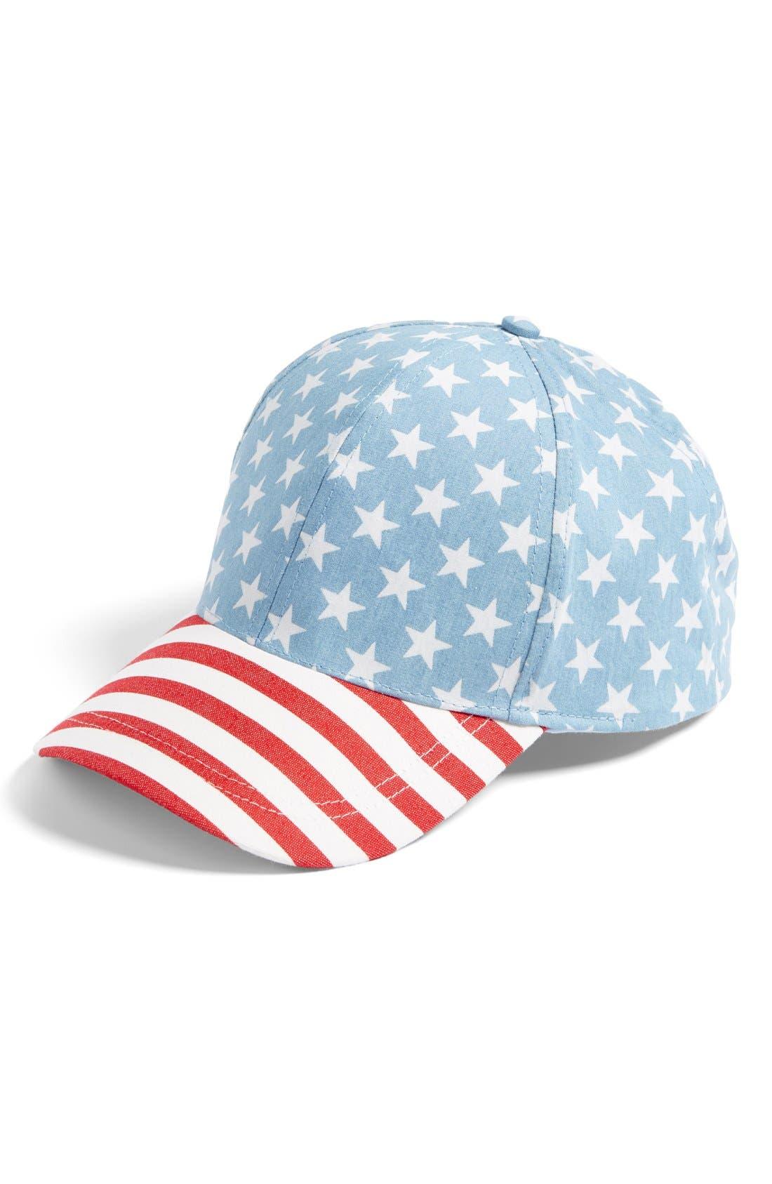 Main Image - BP. American Flag Cap