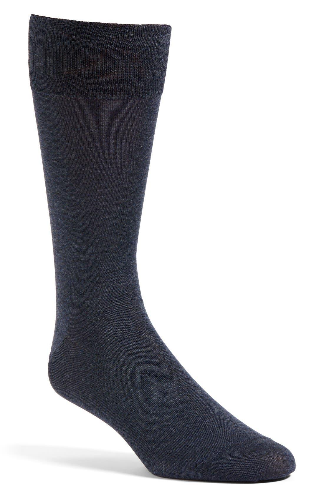 Alternate Image 1 Selected - John W. Nordstrom® Socks (Men) (3 for $40)