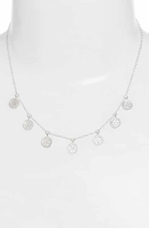 Anna Beck 'Gili' Charm Necklace (Nordstrom Exclusive)