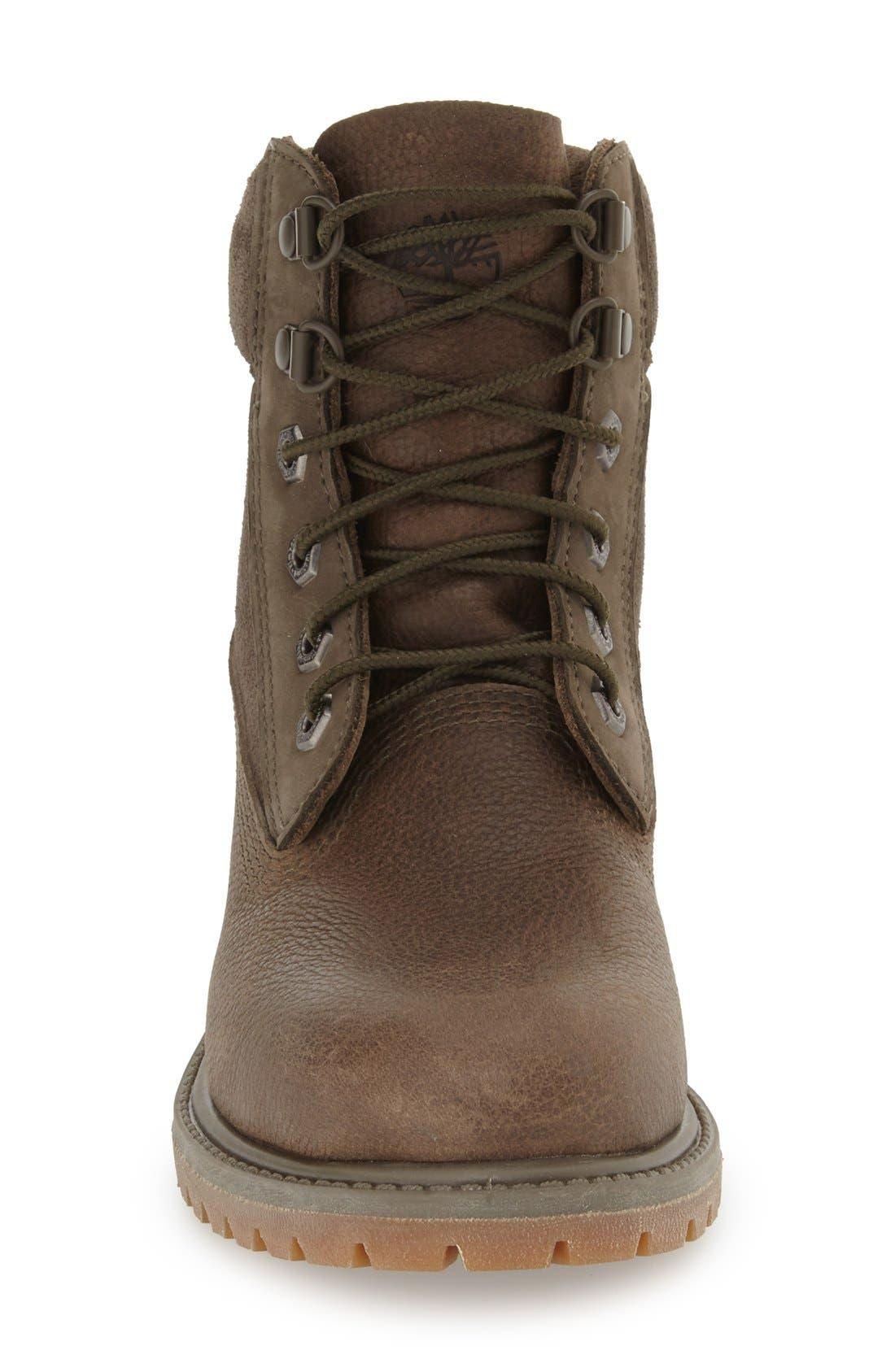 Alternate Image 3  - Timberland '6 Inch Premium' Waterproof Boot (Women)