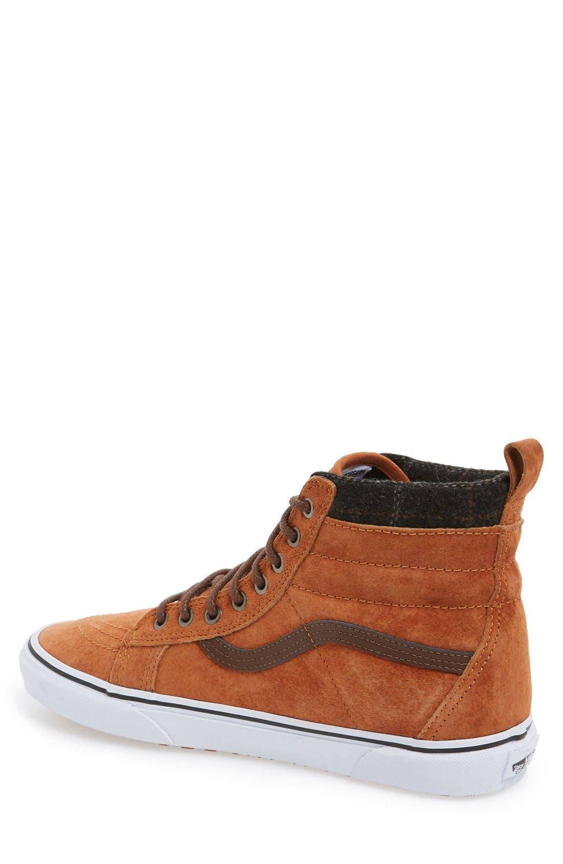 Alternate Image 2  - Vans 'Sk8-Hi MTE' Sneaker (Men)