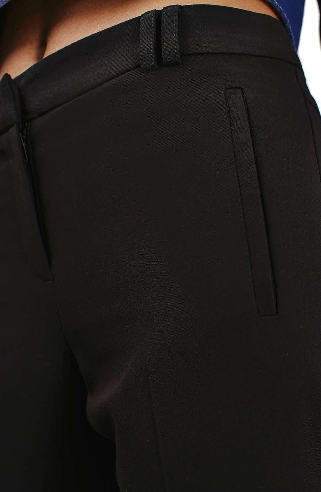 Alternate Image 5  - Topshop 'Cora' Cigarette Pants