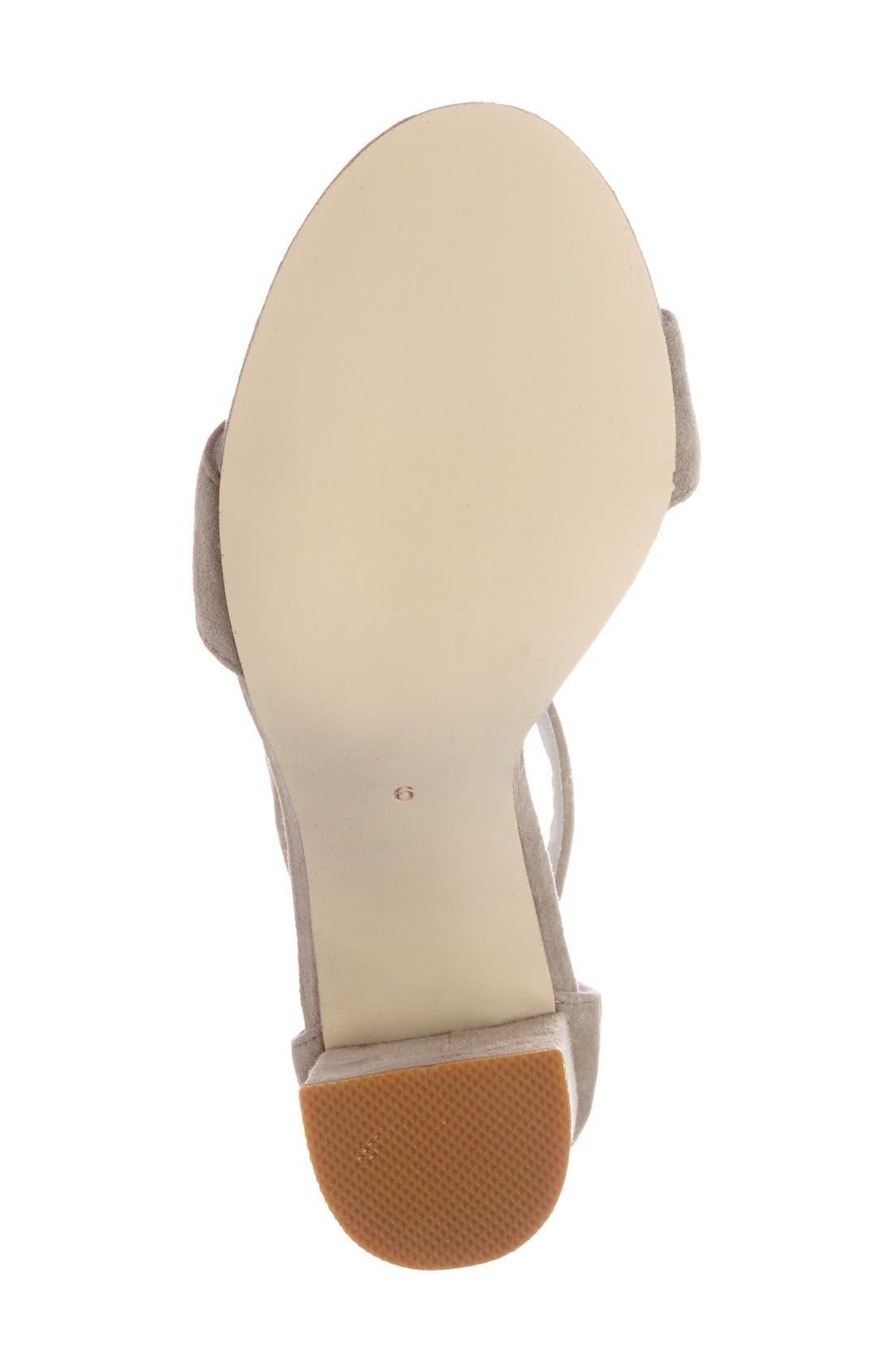 Alternate Image 4  - Jeffrey Campbell 'Lindsay' Ankle Strap Sandal (Women)