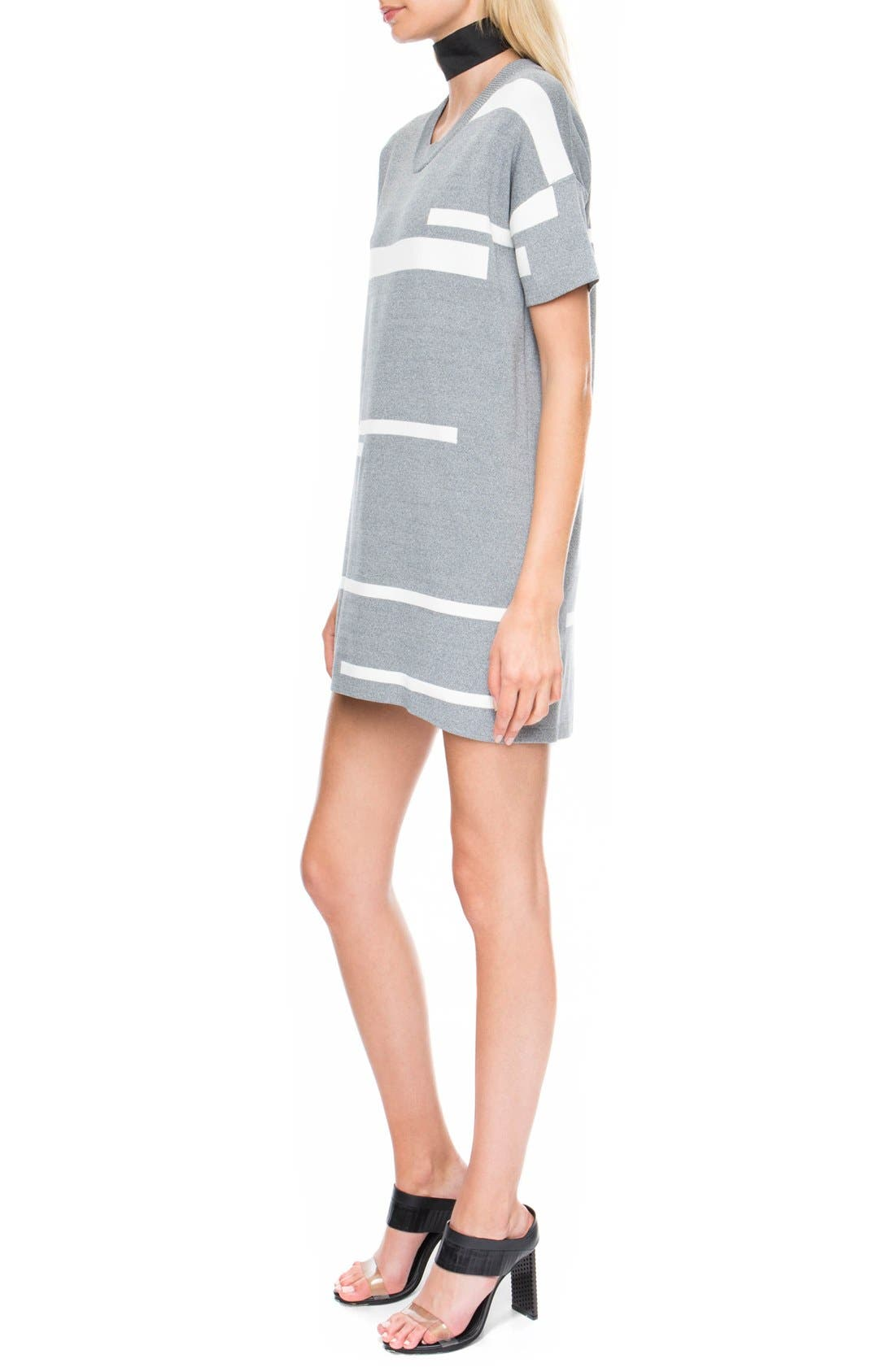 Alternate Image 4  - C/MEO Collective 'Lilian' Knit Shift Dress
