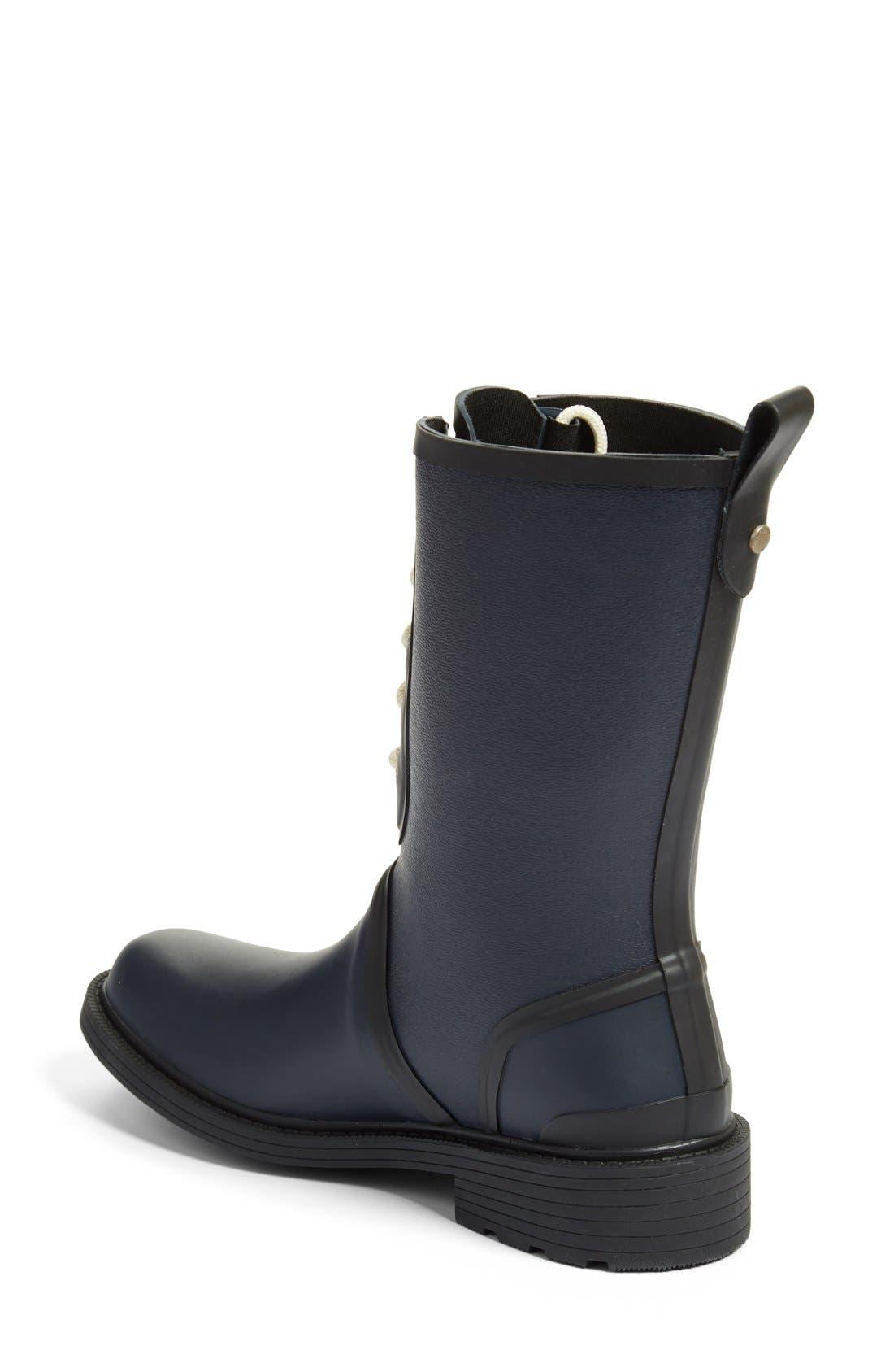 Alternate Image 2  - rag & bone 'Ansel' Rain Boot (Women)