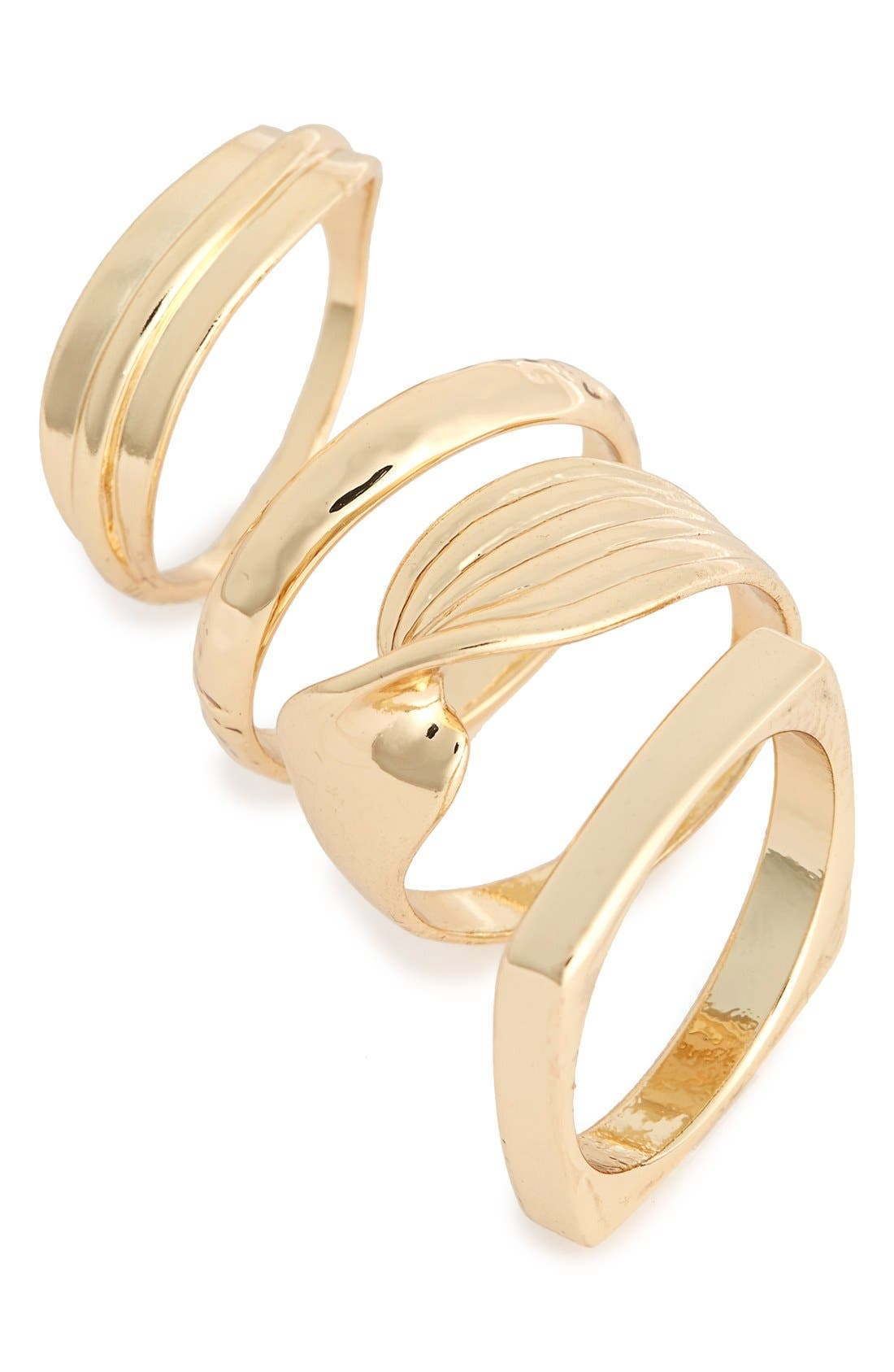 Main Image - Leith Rings (Set of 4)