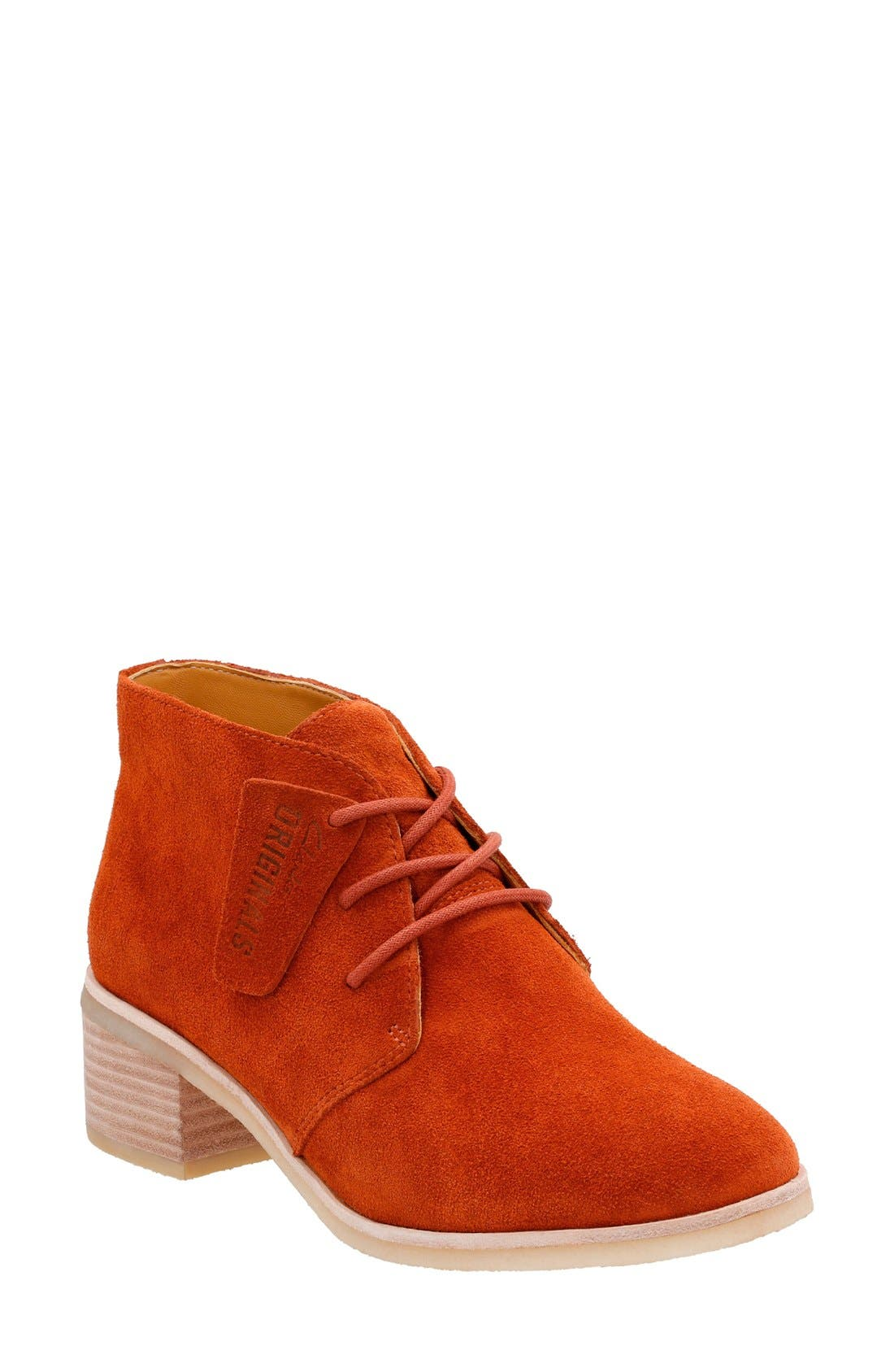Clarks® 'Phenia Carnaby' Ankle Boot (Women)