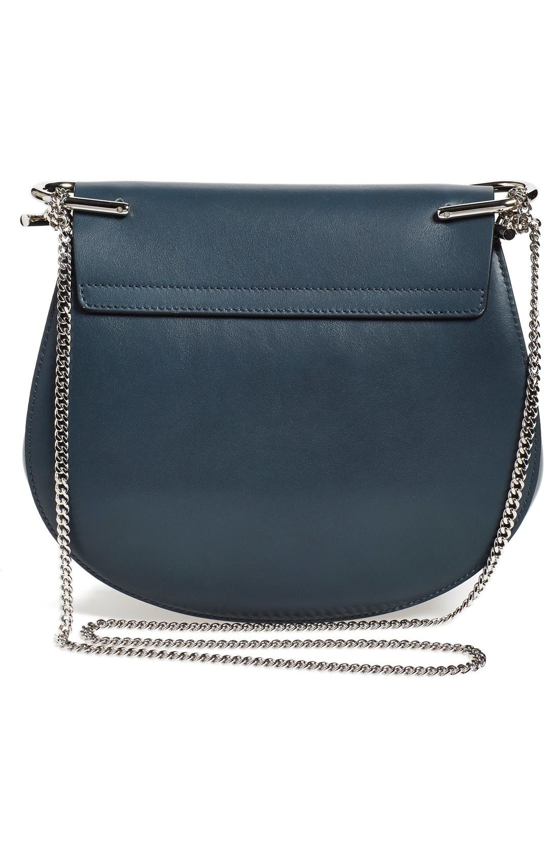 Alternate Image 2  - Chloé Small Drew Leather & Suede Shoulder Bag
