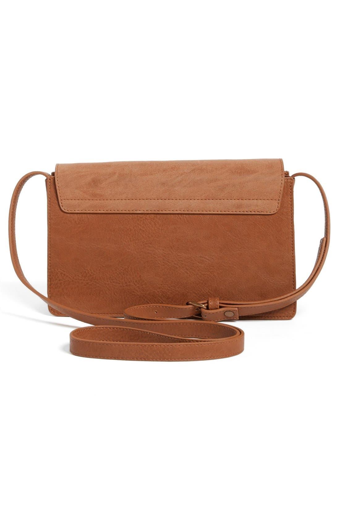 Alternate Image 3  - BP. Tassel Faux Leather Crossbody Bag