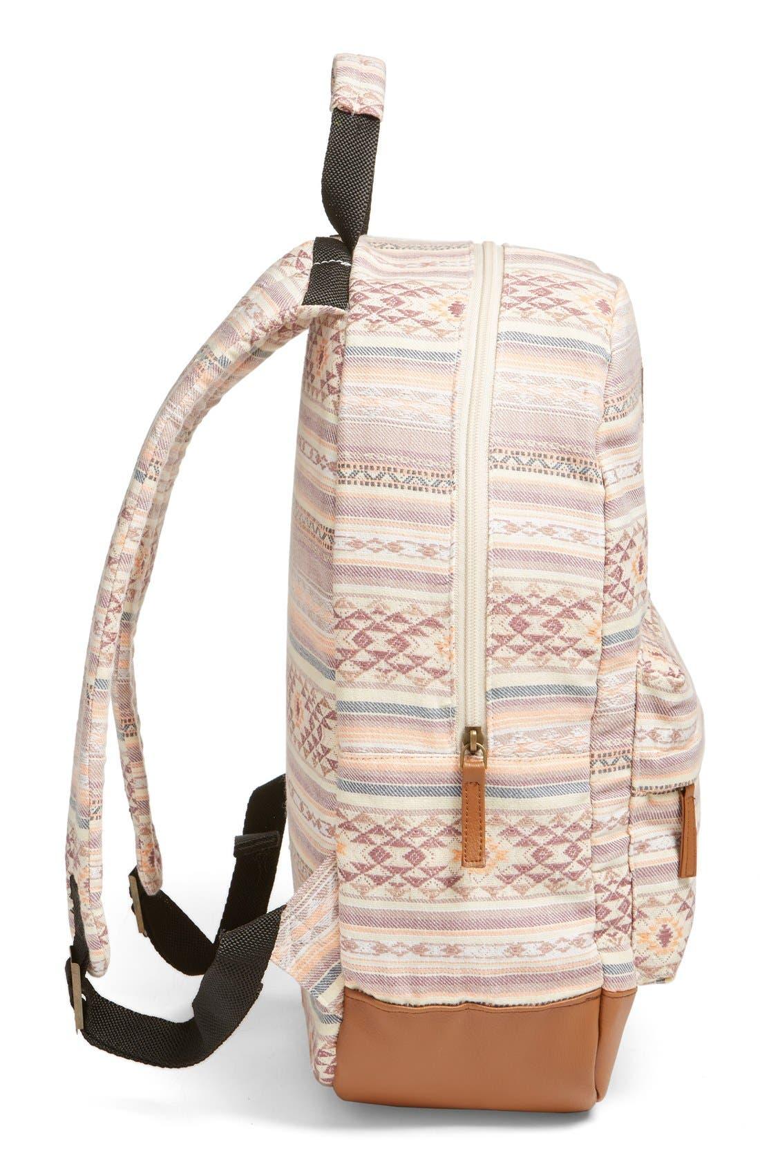 Alternate Image 5  - Rip Curl 'Surf Bandit' Woven Backpack