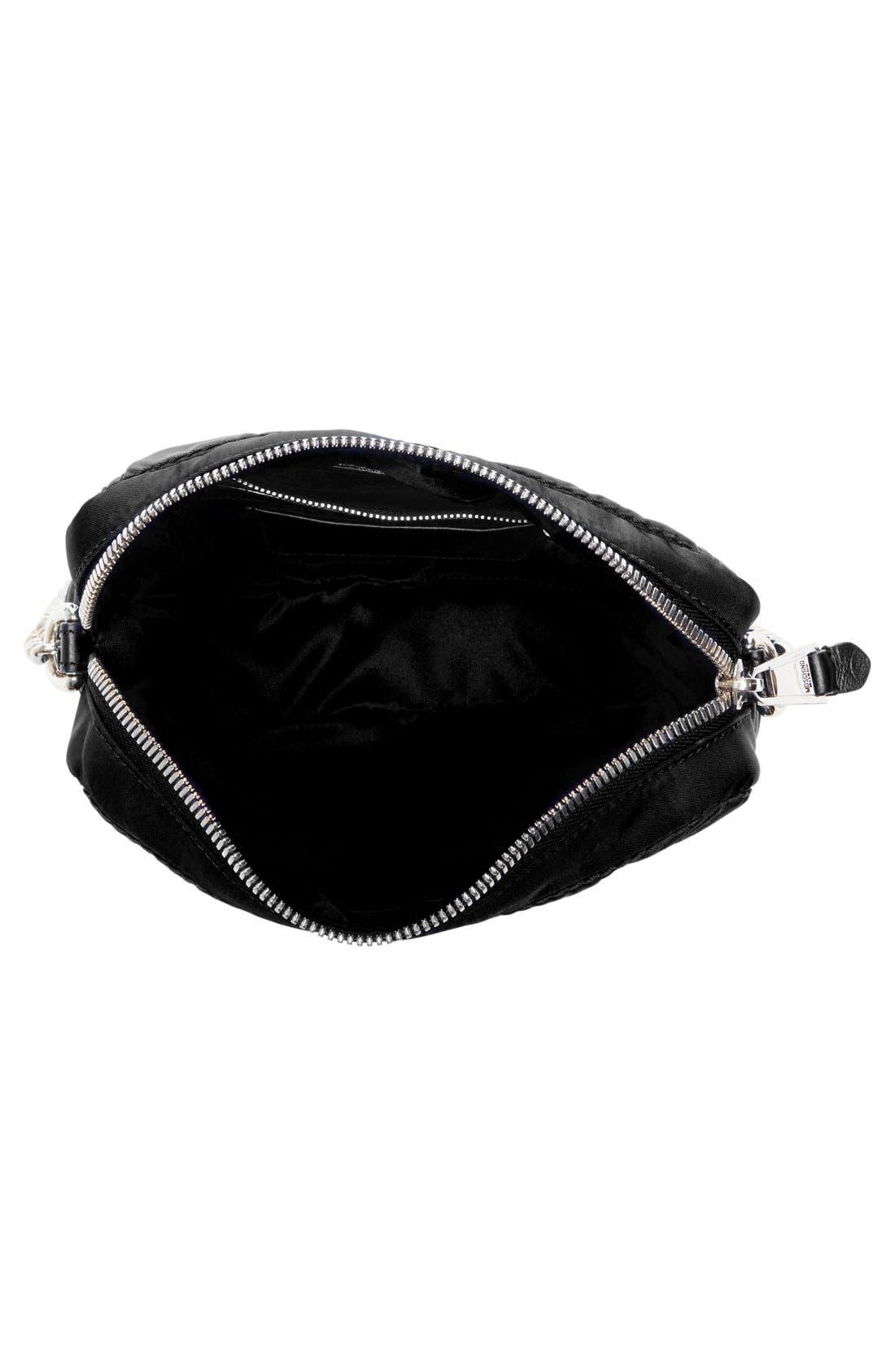 Alternate Image 4  - Moschino 'Biker Jacket' Embroidered Crossbody Bag