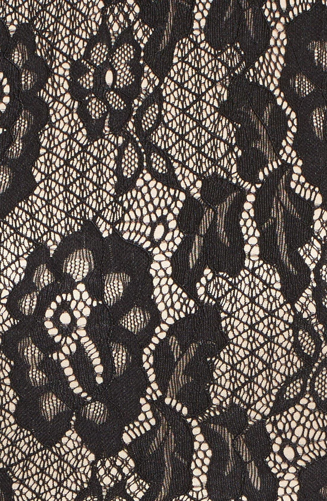 Alternate Image 5  - Speechless Cutout High Neck Dress