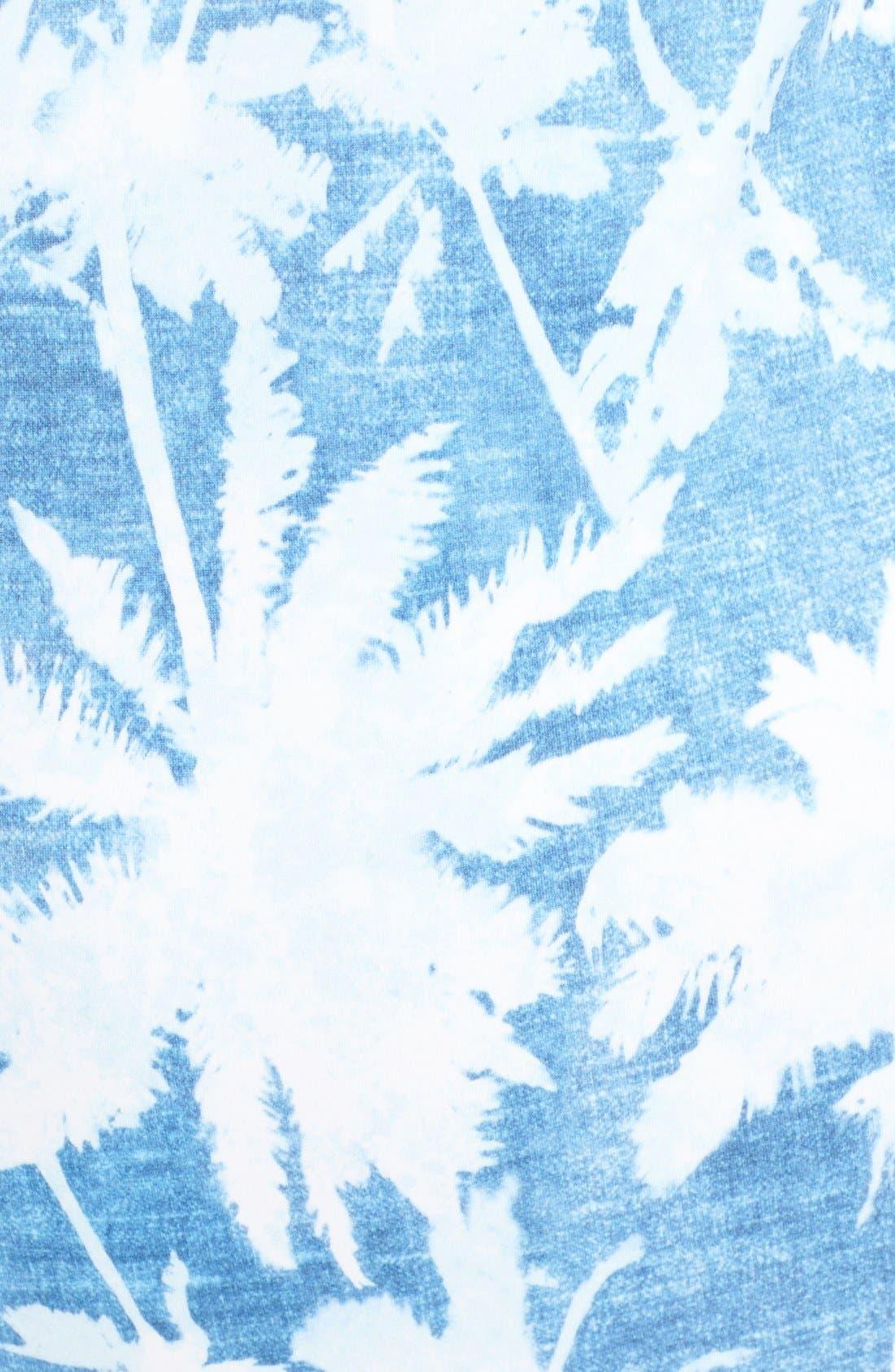 Alternate Image 5  - Billabong 'Indigo Dreams' Print One-Piece Swimsuit