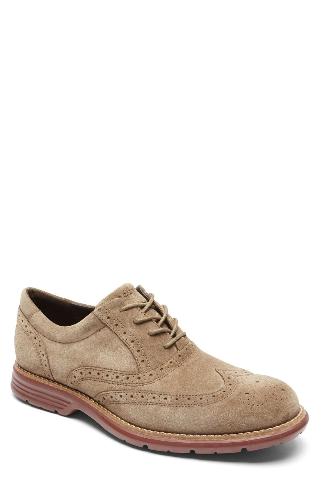 Rockport Total Motion Fusion Wingtip (Men)