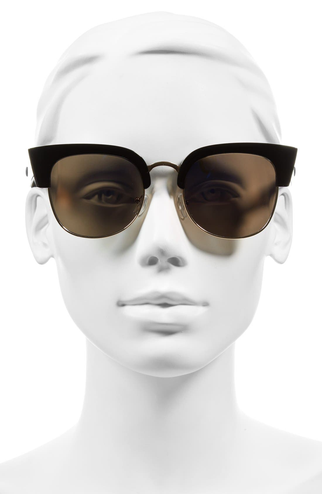 Alternate Image 2  - A.J. Morgan 'Wings' 52mm Sunglasses