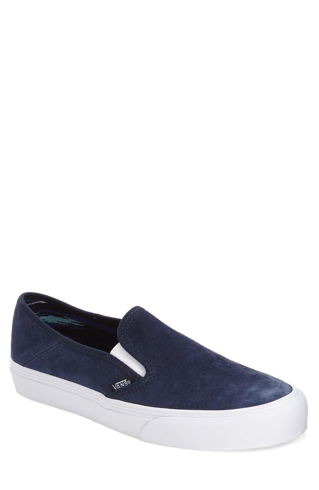 Alternate Image 1 Selected - Vans SF Slip-On Sneaker (Women)