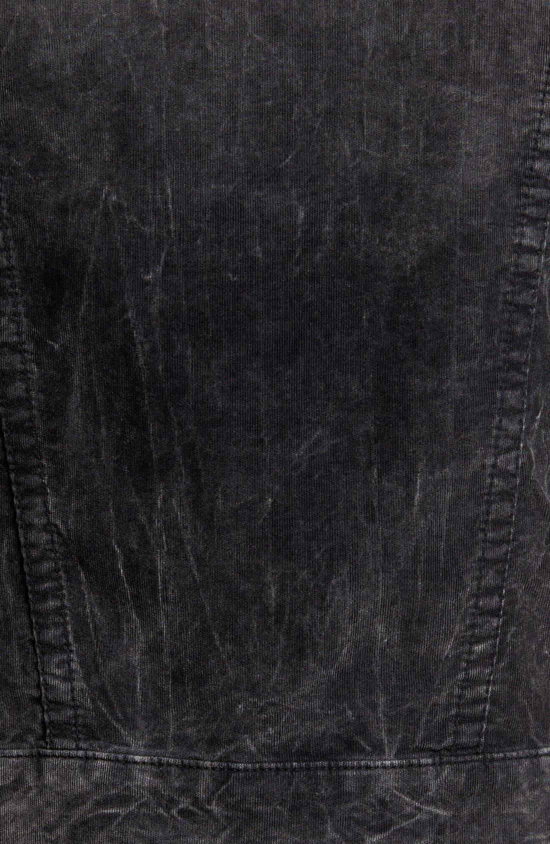 Alternate Image 5  - True Religion Brand Jeans 'Jimmy' Corduroy Western Jacket
