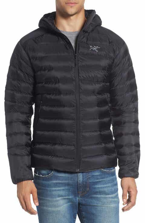 Arc'Teryx 'Cerium' Down Ripstop Hooded Jacket