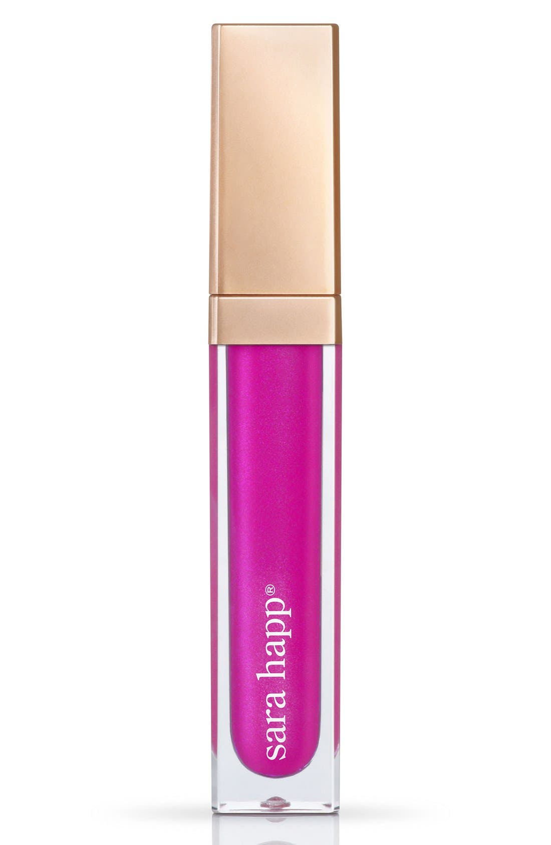 sara happ® The Lip Slip® Fuchsia One Luxe Lip Gloss