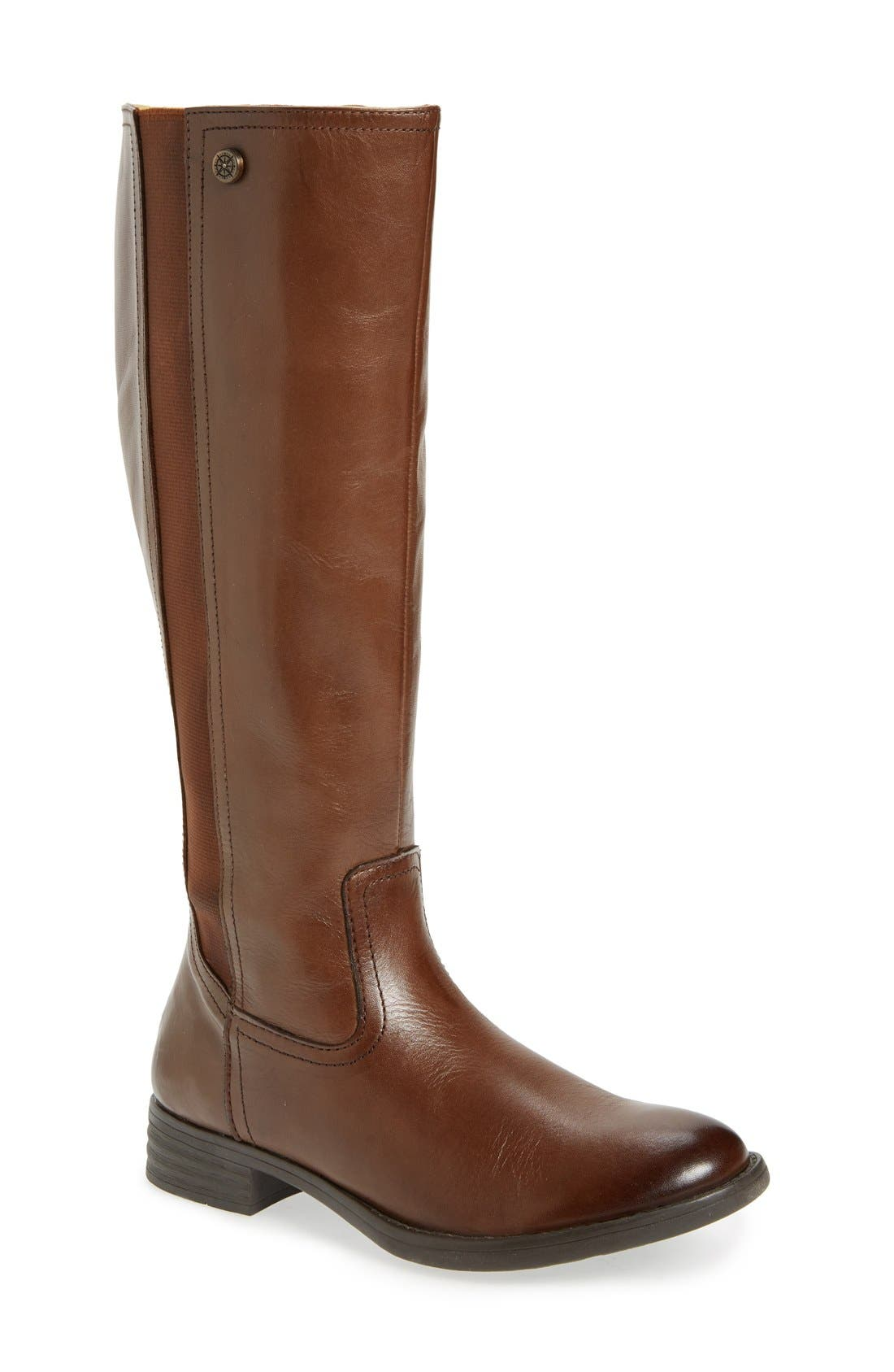 Alternate Image 1 Selected - Bussola 'Tanga' Riding Boot (Women)