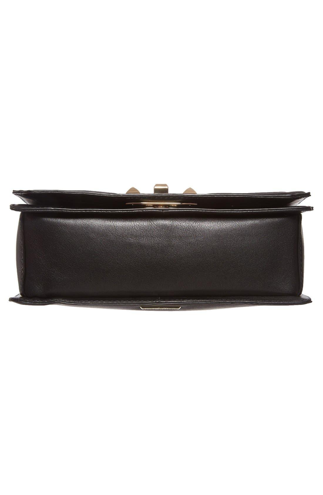 Alternate Image 6  - Rebecca Minkoff Love Leather Crossbody Bag