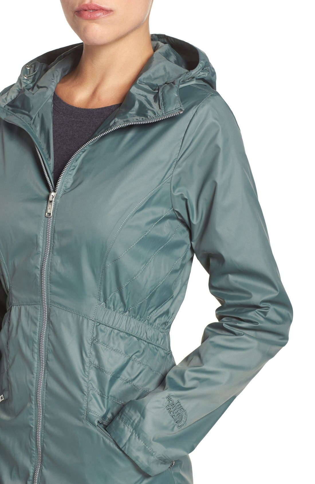 Alternate Image 4  - The North Face Rissy 2 Packable Wind Resistant Jacket