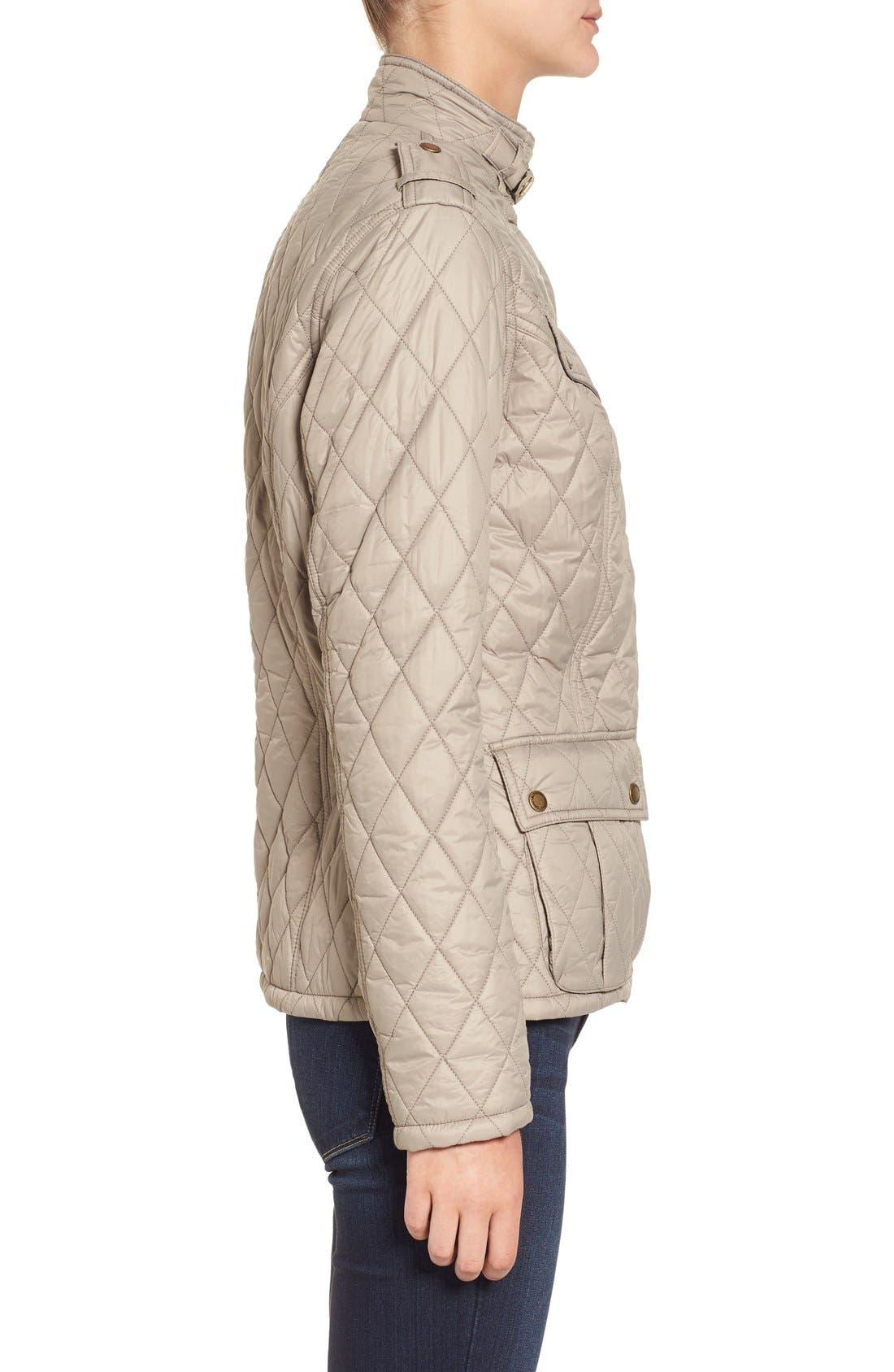 Alternate Image 3  - Barbour International Caster Quilted Jacket