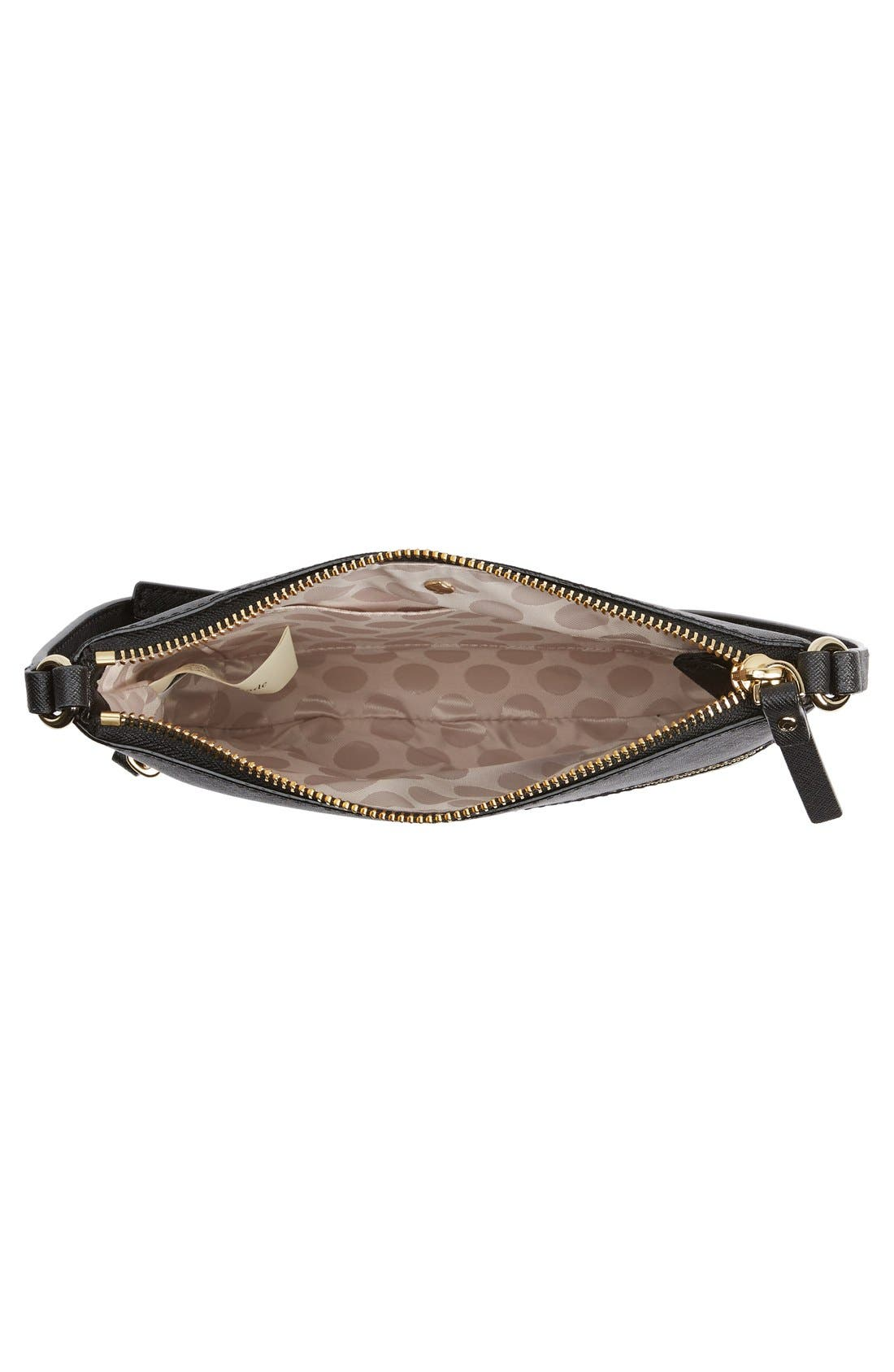 Alternate Image 4  - kate spade new york 'tenley' saffiano leather crossbody bag
