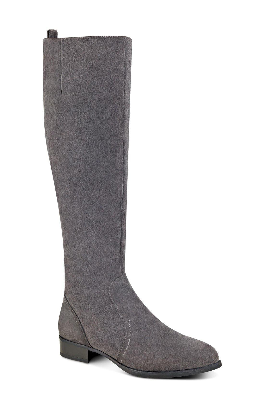 Alternate Image 1 Selected - Nine West 'Nicolah' Tall Boot (Women)
