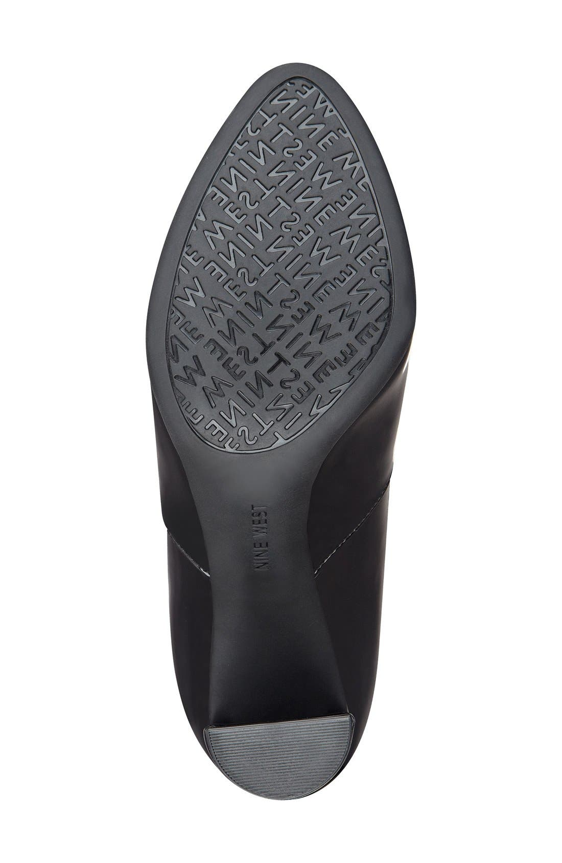 Alternate Image 4  - Nine West 'Kellan' Stretch Boot (Women)