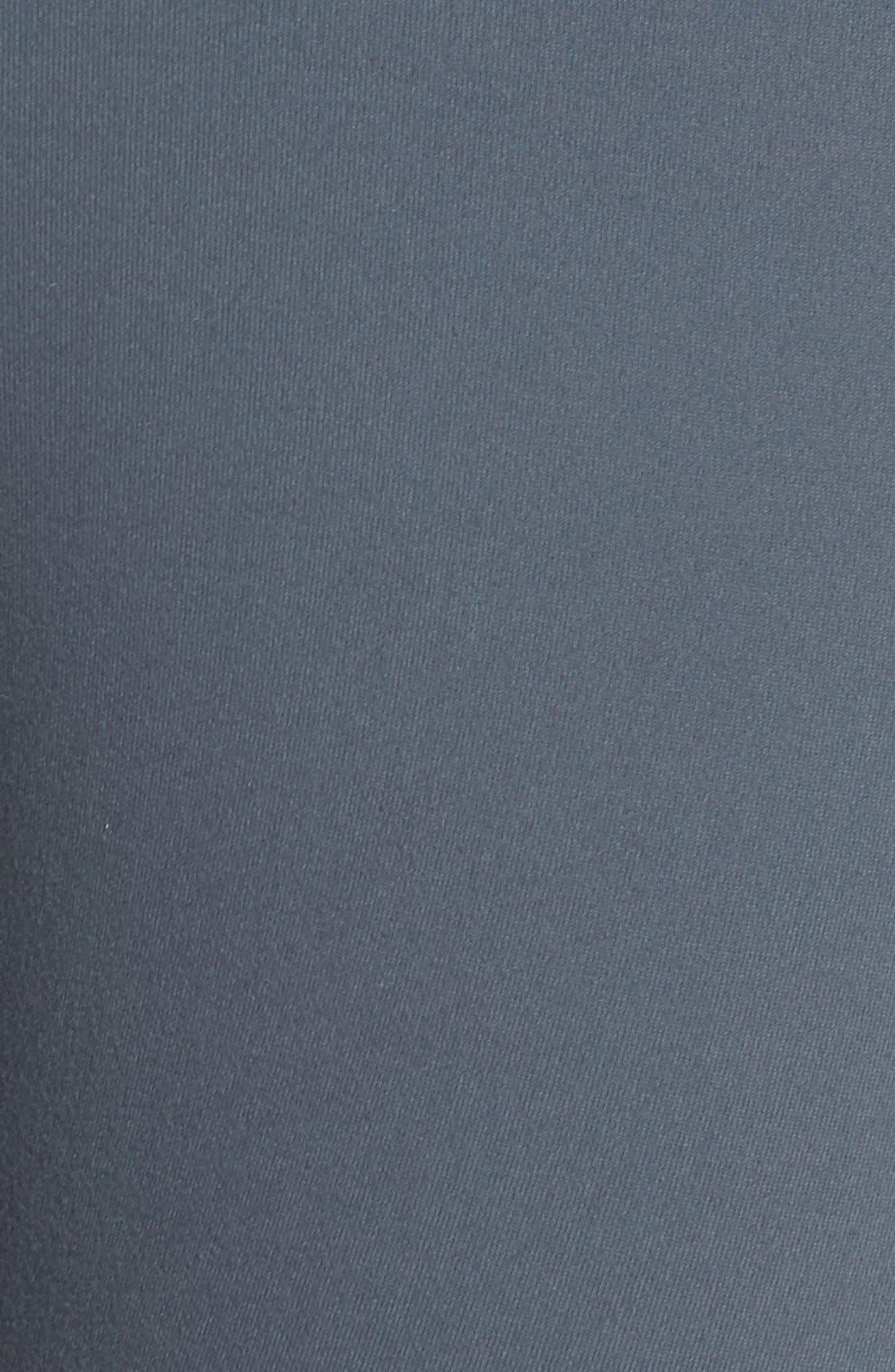 Alternate Image 5  - Zella 'Midnight' High Waist Cutout Midi Leggings