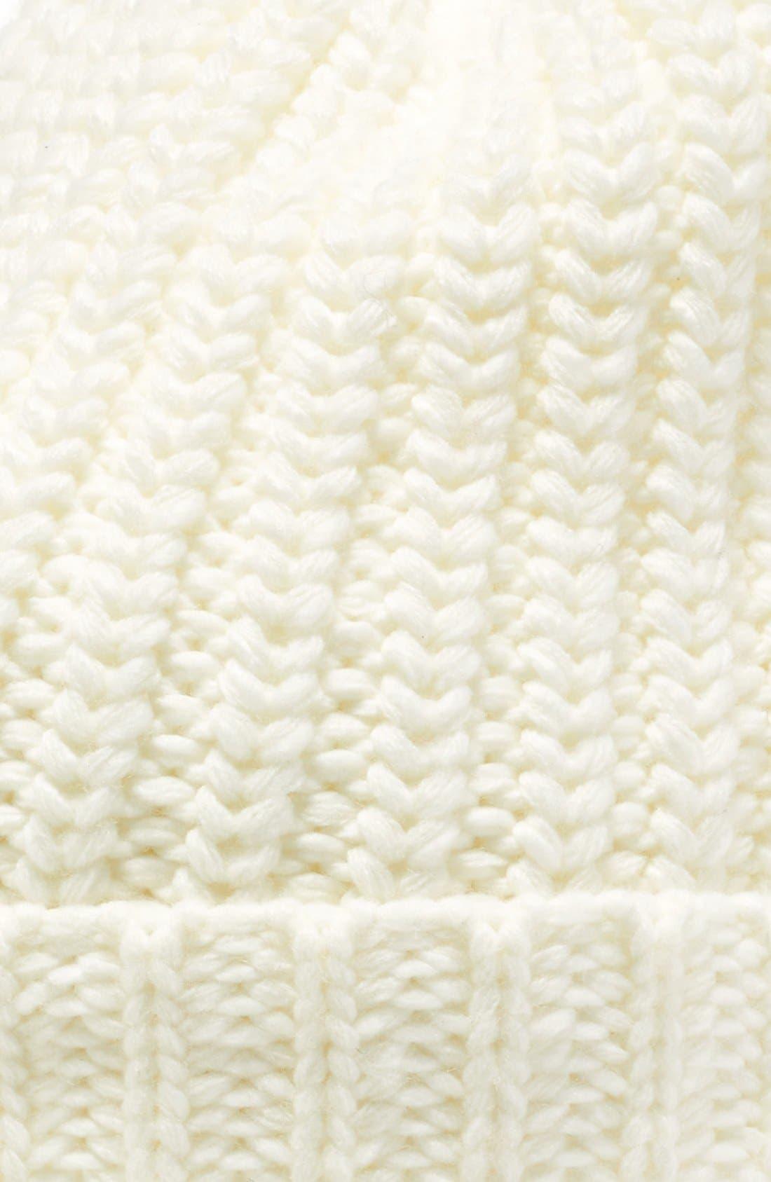 Alternate Image 2  - Hinge Chunky Knit Beanie