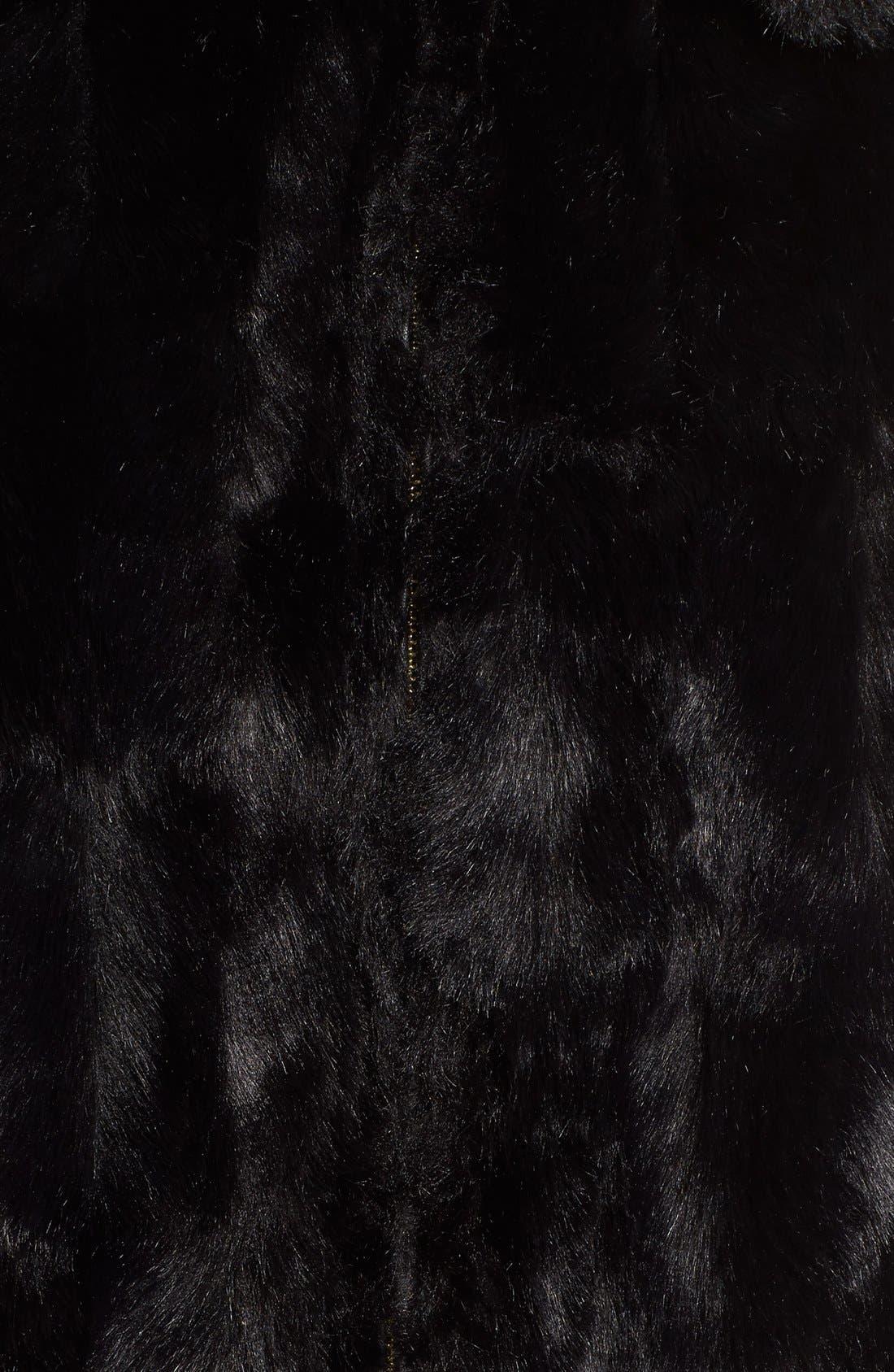 Alternate Image 5  - Chaus Faux Fur Vest