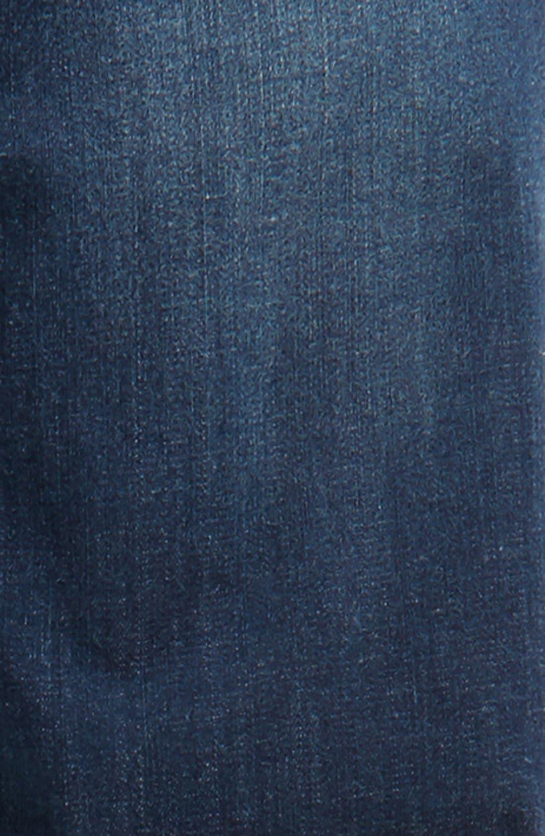 Alternate Image 4  - Hudson Kids 'Dolly' Destroyed Skinny Jeans (Big Girls)