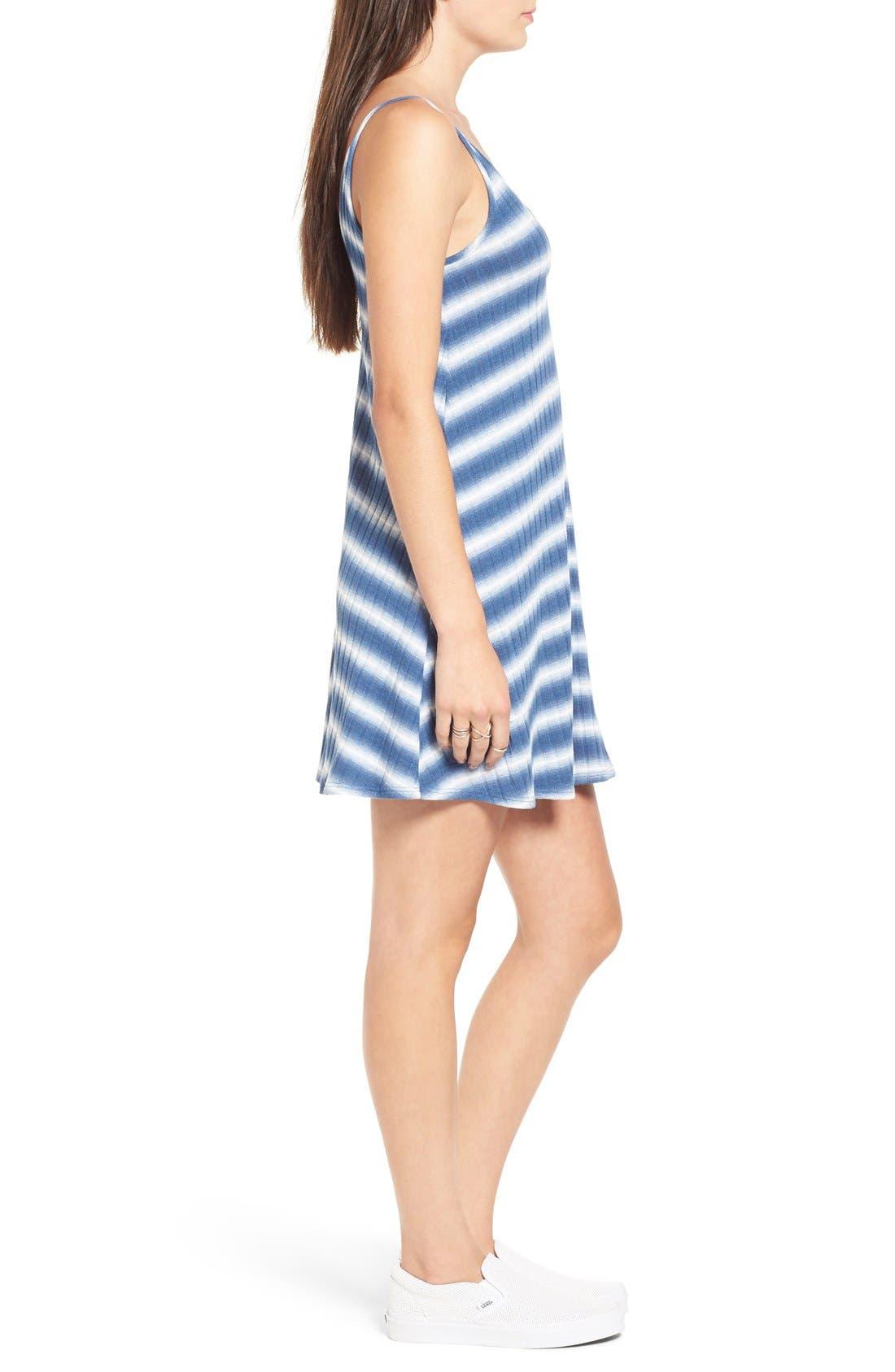 Alternate Image 3  - Soprano Stripe Swing Dress