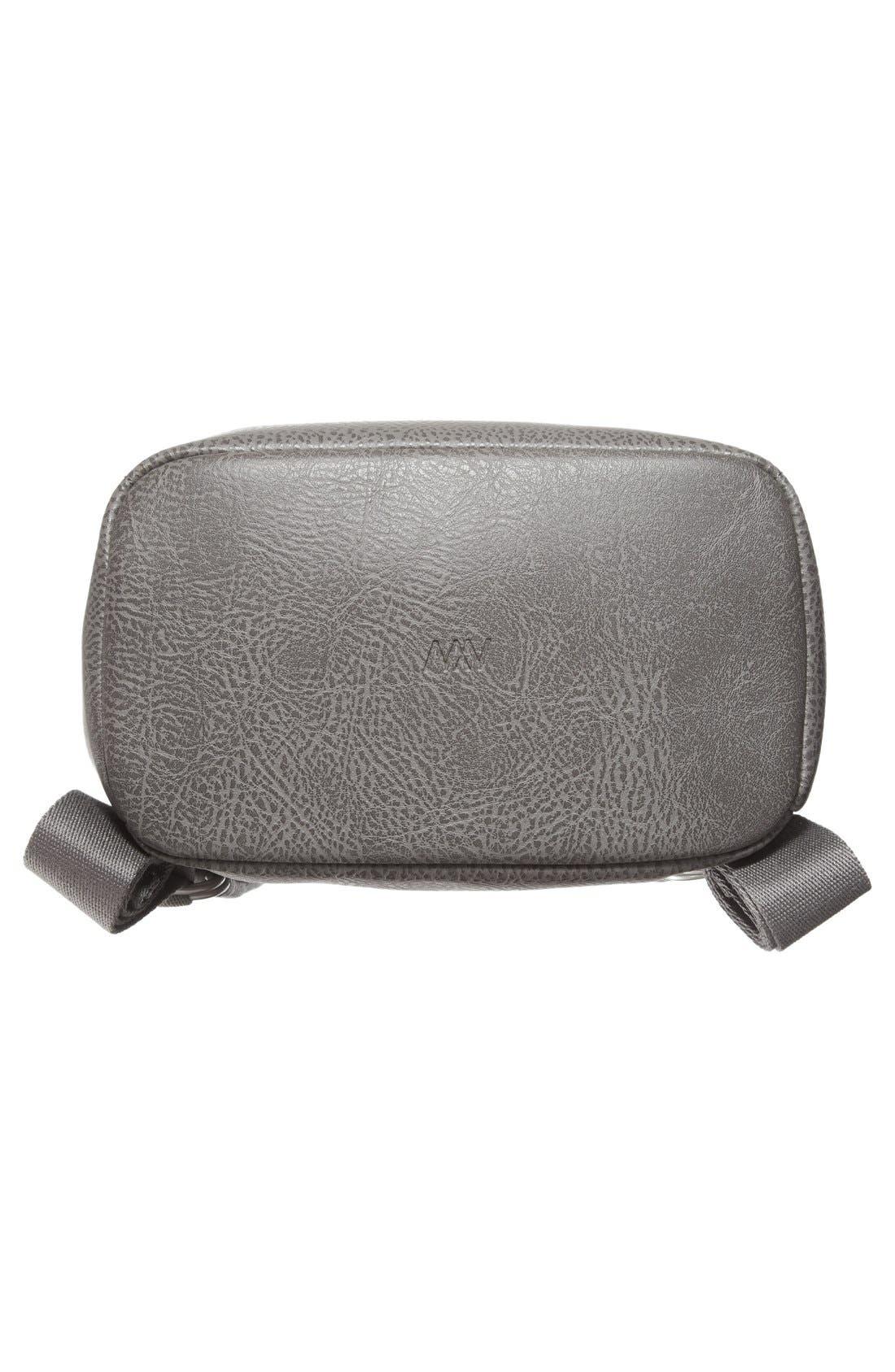 Alternate Image 6  - Matt & Nat 'Brave' Faux Leather Backpack