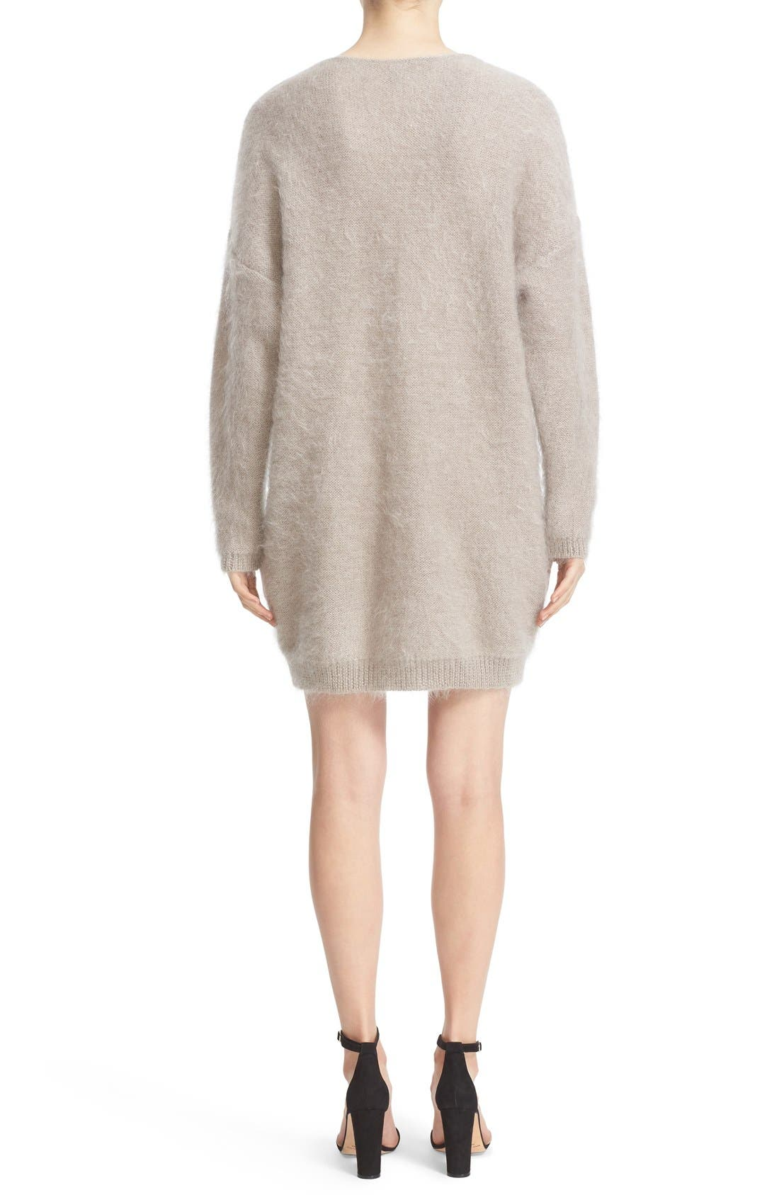 Alternate Image 2  - Eleventy Mohair & Silk Sweater Dress