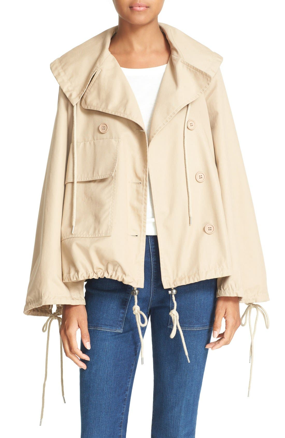 SEE BY CHLOÉ Bell Sleeve Jacket