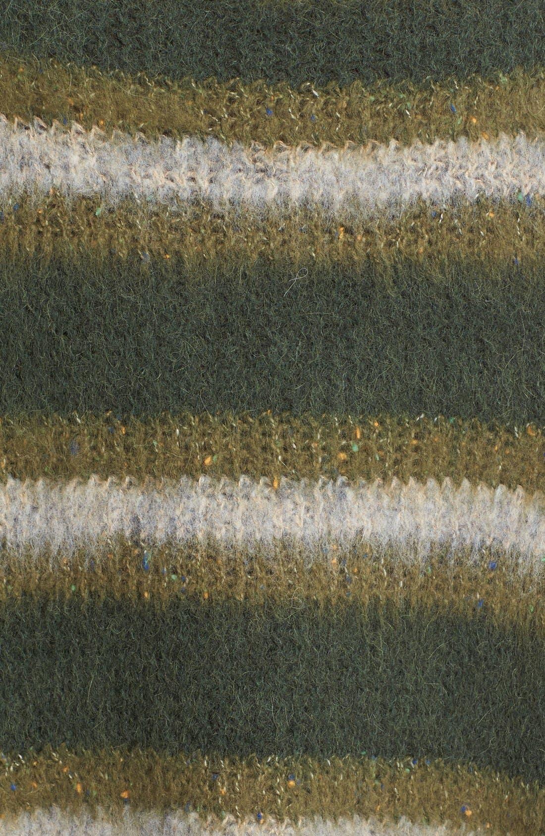 Alternate Image 5  - Free People Stripe Tunic Sweater