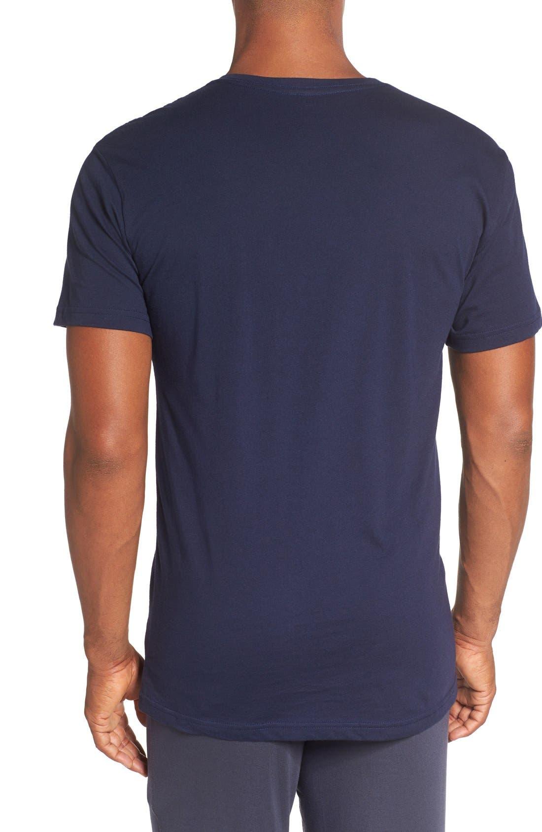 Alternate Image 3  - Polo Ralph Lauren 3-Pack Trim Fit T-Shirt
